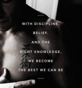 discipline belief Gilles Dufour