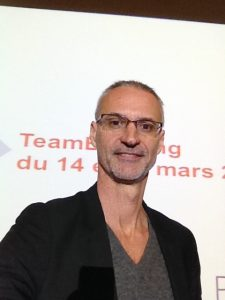 Gilles Dufour coach