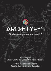 Le Jeu des Archetypes Gilles Dufour